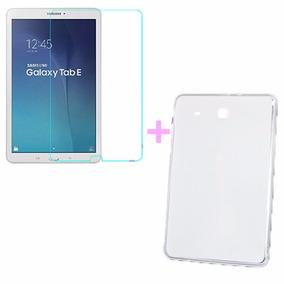 Capa Tpu Galaxy Tab E 9.6 T560 T561 Case + Película Vidro