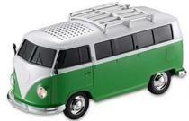 Caixa De Som Mini Music Car Ws-266 Kombi Led