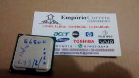 Proc Intel Socket 775 Pentium 2.93 / 3 / 1066 E6500