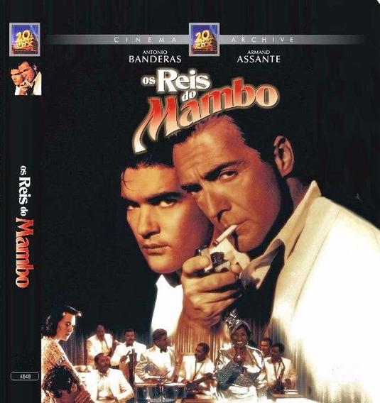 Os Reis Do Mambo - Dvd Novo Original Lacrado