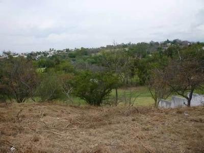 Terreno En Club De Golf Santa Fe, Cuernavaca, Morelos.