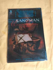 Dc Hq Sandman Estaçao Das Brumas Preludio N°21