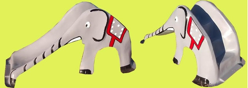 Tobogan Infantil Mini Elefante