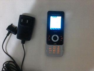 Celular Sony Ericsson W205 Da Claro Perfeitinho