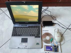 Notebook Toshiba Dynabook Importado P/ Colecionador Ano 2000