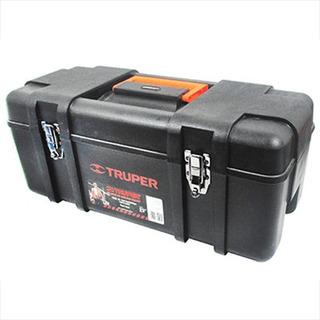 Caja De Herramientas Plastica 23 Traba Metalica Truper 11506