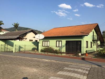 Casa Residencial À Venda, Centro, Pomerode. - Codigo: Ca0522 - Ca0522