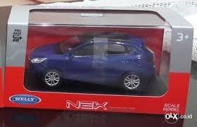 Coleccion Auto Hyundai Bordo Welly Nex Models Escala 1:36