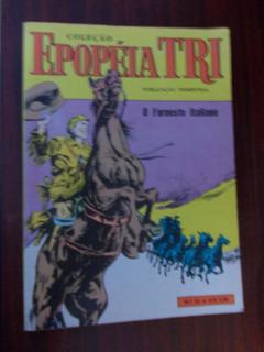Epopéia Tri - O Faroeste Italiano Ed.10 - 1970