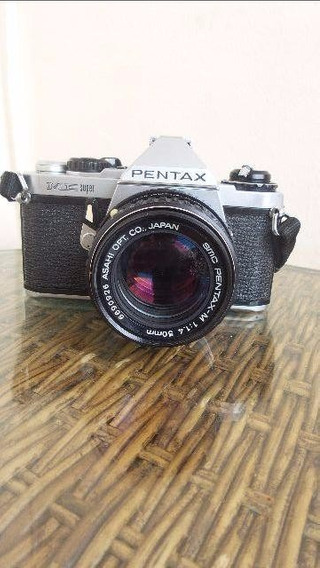 Câmera Pentax Me Super 50 Mm, 1.4