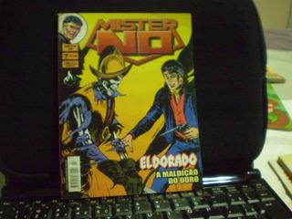 Hq Mister No Nº 7 Ano 2003 Raríssima