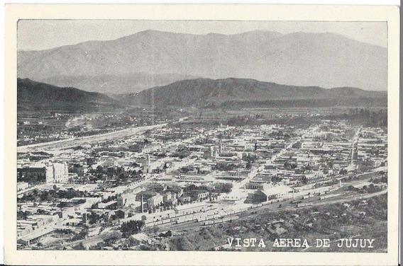 W931// Vista Aérea De S. S. De Jujuy