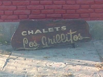 Villa Gesell. Vendo Tipo Chalet 2 Ambientes, Baño Y Cocina.