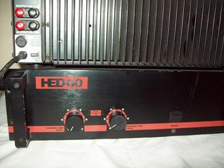Cerwin Vega Hed 60 Potencia Amplificador