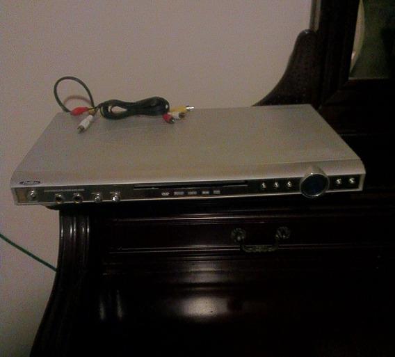 Dvd Premium, Con Cable De Audio Tres Conexiones