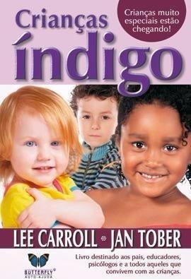 Livro Crianças Índigo