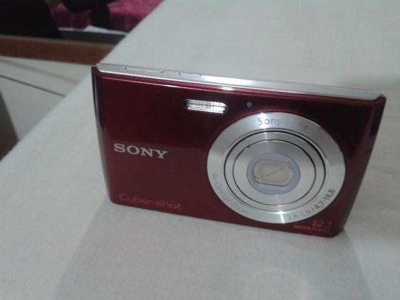 Camera Fotografica Digital Sony Dsc-w510 12.1 Mega Pixels
