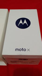 Caixa Celular Motorola Original Moto X 2 Xt1097 Com Berço