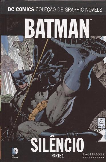 Batman - Silêncio Vol.1 & 2 (eaglemoss) Frete $19