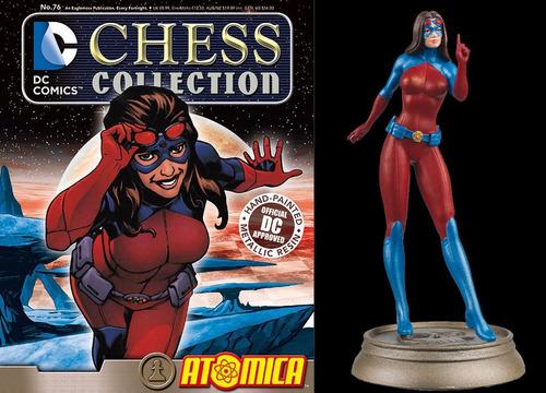 Imagem 1 de 1 de Miniatura 76 Atomica - Dc Chess - Bonellihq J17