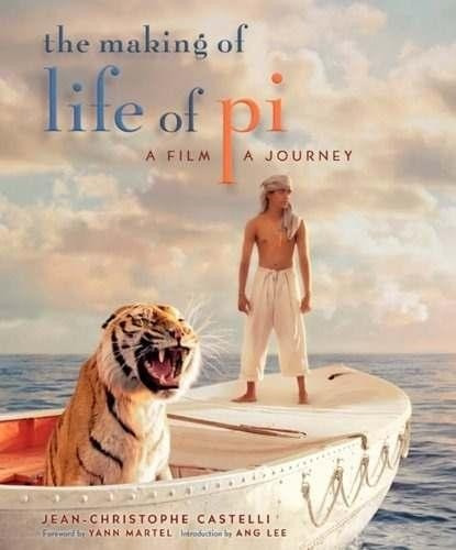 The Making Of Life Of Pi - A Film Journey - Livro