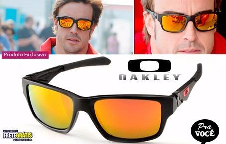 c3bdd9098 Óculos Oakley Jupiter Squared - Polarizados - Frete Grátis - R$ 99 ...