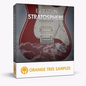 Evolution Electric Guitar Stratosphere - Envio Imediato