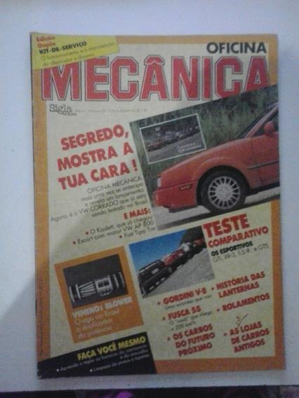 Revista Oficina Mecânica - N° 33 - Frete Grátis