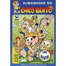Almanaque Do Chico Bento - Globo -. Nºs 57, 68, 71, 78, 79.