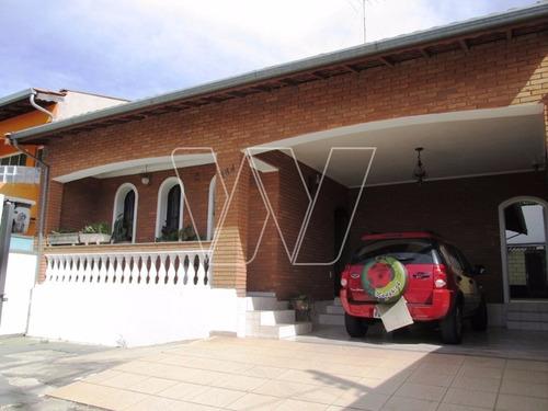Imagem 1 de 14 de Casa Residencial Em Campinas - Sp, Jardim Von Zuben - Ca00662