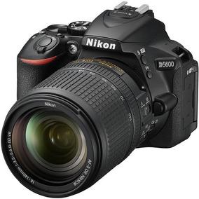 Nikon D5600 + 18-140mm F/3.5-5.6g Ed Vr - Loja Platinum