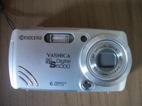 Câmera Digital Kyocera - Modelo Yashica Ms6000