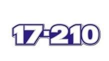 Emblema Resinado 17-210 Frontal Caminhão Volkswagen 17210