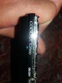 Display Câmera Nikon Coolpix S2500.
