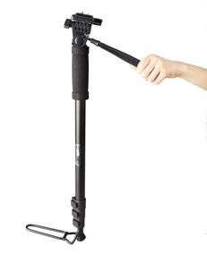 Monope Camera Dslr E Vídeo Weifeng Wt 1005 1,80m 4kg Suporta