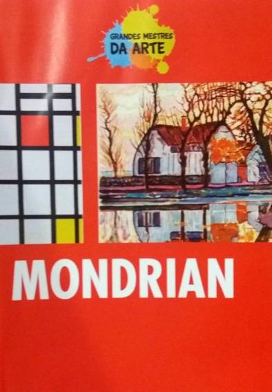 Dvd Mondrian Grandes Mestres Da Arte + Brinde.