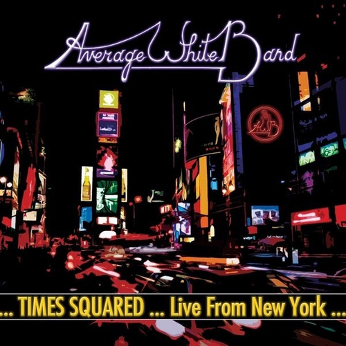 Average White Band ¿times Squared Live From New York Vinilo