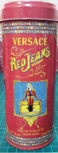 Perfume Red Jeans Dama 100 % Original Traido De Usa