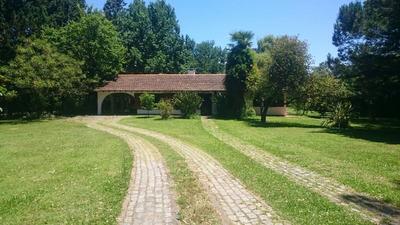 Quinta En Alquiler Temporario En Bella Vista