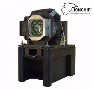 Lámpara Con Carcasa Proyector Panasonic Ptf100u Ptf-100u