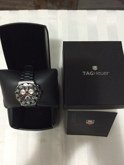 Relógio Tagheuer F1