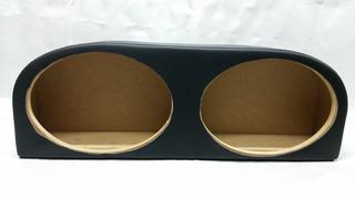 Caja Acústica Para Parlantes Ovalados 6x9