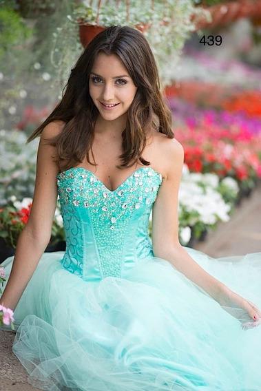 Vestido De 15 Años Victoria Envio Gratis