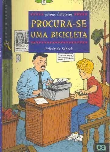 Procura Se Uma Bicicleta Jovens Detetives Friedrich Scheck