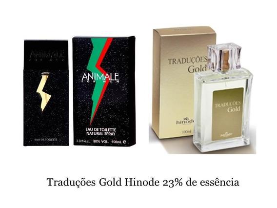 Perfumes Masculino Feminino E Vários Produtos Hinode