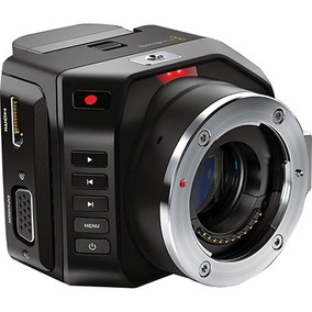 Câmera Blackmagic Design Micro Studio 4k Lançamento