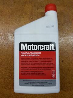 Aceite Caja Ecoesport Wsd-m2c200-c Motorcraft Ford Legitimo