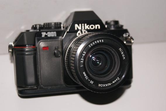 Nikon F301 Com 35~70-1:3.5