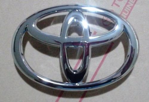 Emblema De Parrilla Toyota Corolla 2006 Al 2008