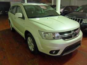 Dodge Journey 2.4 Sxt 2017 3 Filas 6at Con Navegador